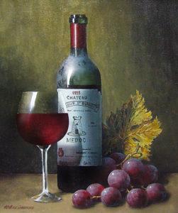 Вино Chateau Medoc