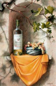 Вино и виноград. Б19