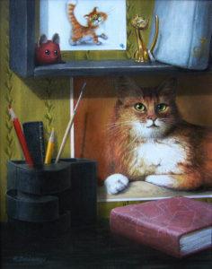 Портрет Рыжика