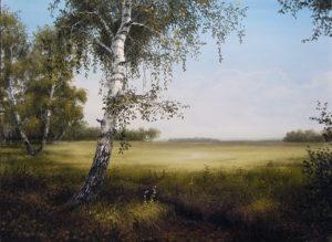 Сибирская берёзка