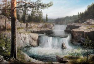 Сибирский каскад