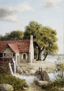 Мельница . копия