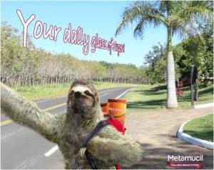 Реклама энергетика Metamucil