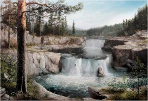Сибирские водопады