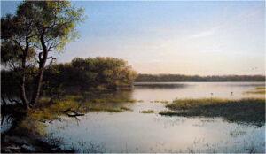 Тишина над озером Ик