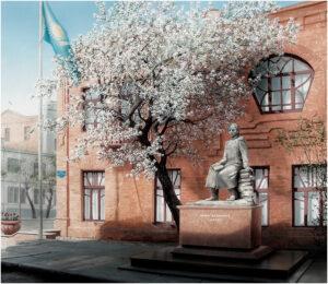 Казахстан в Омске