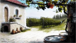 Дом винодела
